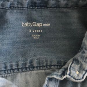 GAP Matching Sets - Size 4T Baby Gap